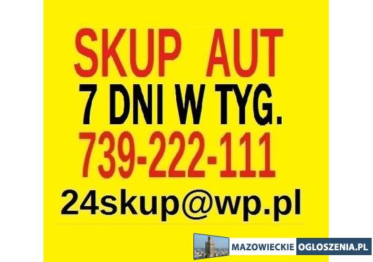 Skup Aut Grodzisk Mazowiecki Kupie każde auto Grodzisk Mazowiecki