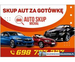 Skup Aut-Skup Samochodów #Grodzisk Mazowiecki i okolice# Najwyższe CENY!
